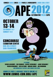 Ape program - Gilbert Hernandez