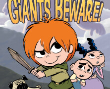 Comics: Giants Beware