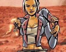 Comics: Martian Confederacy