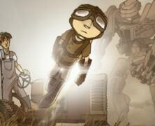 Comics: Rust