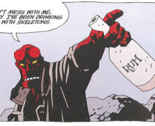 Hellboy: Beginner's Guide, Concluded